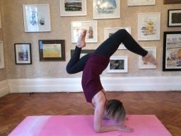 Arm balance workshop – take flight this half term!!