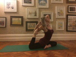 Exploring hip openers – Sunday 25 November 9.30 am