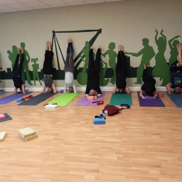 Inversion workshop – headstand/handstand/forearm balance