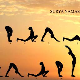 International Yoga Day 21 June 2020. 108 Sun salutation challenge!